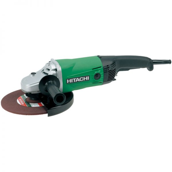 hitachi haakse slijper 230 mm